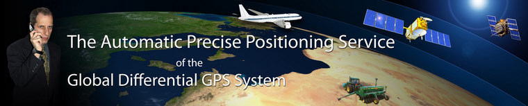 The Automatic Precise Point Positioning Service of the Global Differential GPS System